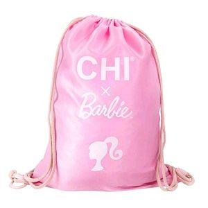 CHI x Barbie drawstring bag